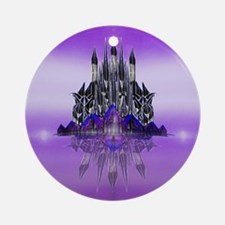 Glass Palace Ornament (Round)
