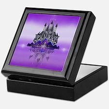 Glass Palace Keepsake Box
