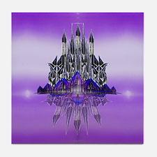 Glass Palace Tile Coaster
