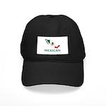 Mexican Map (Light) Black Cap