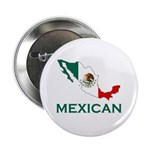 Mexican Map (Light) Button