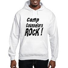 Camp Counselors Rock ! Hoodie