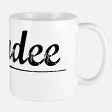 Dundee, Vintage Mug