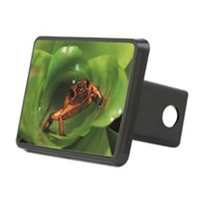 Strawberry Poison Frog Den Hitch Cover