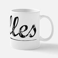 Dulles, Vintage Mug