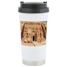 Great Temple at Abu Simbel Thermos Mug