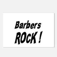 Barbers Rock ! Postcards (Package of 8)