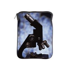 Microscope iPad Sleeve