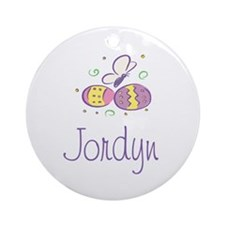 Easter Eggs - Jordyn Ornament (Round)