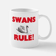 Swans Rule! Mugs