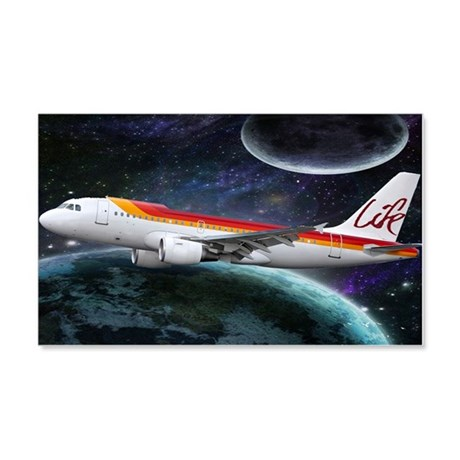 Jet Life 20x12 Wall Decal