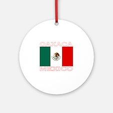 Oaxaca, Mexico Ornament (Round)