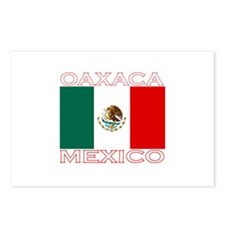 Oaxaca, Mexico Postcards (Package of 8)