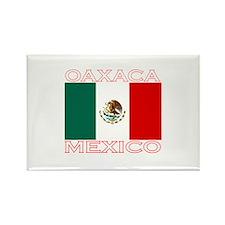 Oaxaca, Mexico Rectangle Magnet