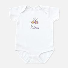 Easter Eggs - Jasmin Infant Bodysuit