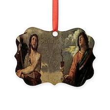 The Saints John Ornament