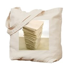 Stack of papers Tote Bag