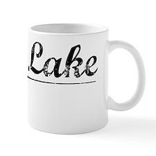 Eagle Lake, Vintage Mug