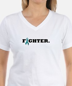 Fighter White T-Shirt