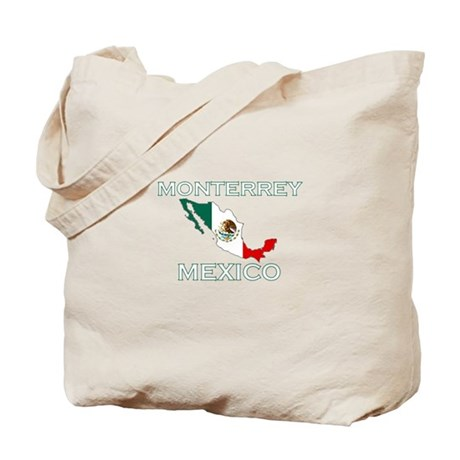 Monterrey, Mexico Tote Bag