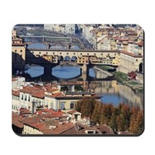 town of FLORENCE Mousepad
