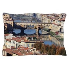 town of FLORENCE Pillow Case