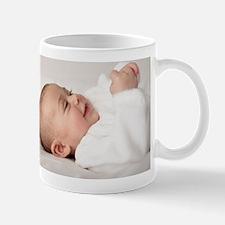 Happy baby girl Mug