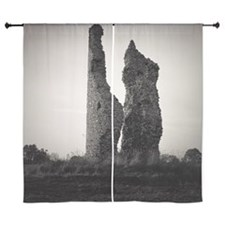 "Ancient Tower Ruin 60"" Curtains"
