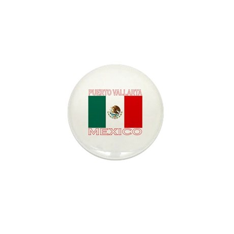 Puerto Vallarta, Mexico Mini Button (100 pack)