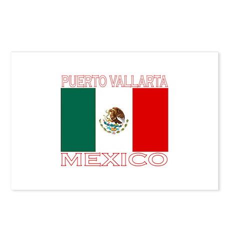 Puerto Vallarta, Mexico Postcards (Package of 8)
