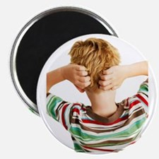 Head lice Magnet