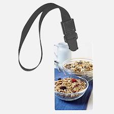 Healthy breakfast Luggage Tag