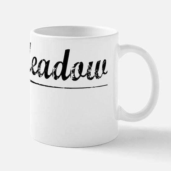 East Meadow, Vintage Mug