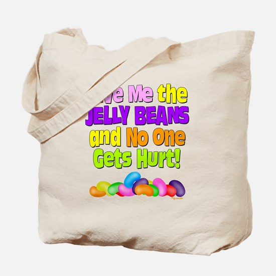 Give me the Jelly Beans Tote Bag
