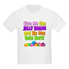 Give me the Jelly Beans Kids T-Shirt