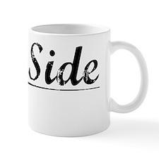 East Side, Vintage Mug