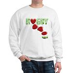 The Rugby Rush Sweatshirt