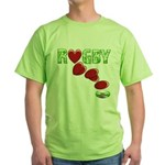 The Rugby Rush Green T-Shirt