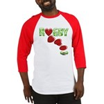 The Rugby Rush Baseball Jersey