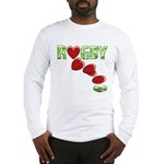 The Rugby Rush Long Sleeve T-Shirt