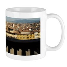 Overview of Florence, Italy    Mug