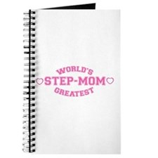 World's Greatest Step-Mom Journal