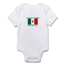 Playa Del Carmen, Mexico Infant Bodysuit