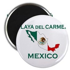 Playa Del Carmen, Mexico Magnet