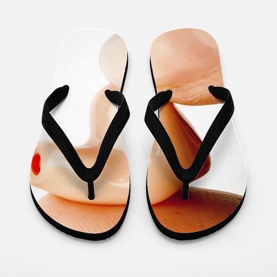 Hearing aid Flip Flops
