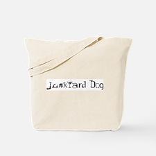 Junkyard Dog Tote Bag