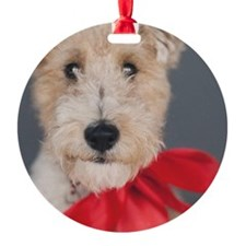 Fox terrier Ornament