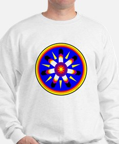 EAGLE FEATHER MEDALLION Sweatshirt