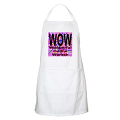 WOW: Wonderful Online Women BBQ Apron
