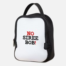 NO SIREE BOB! Z Neoprene Lunch Bag